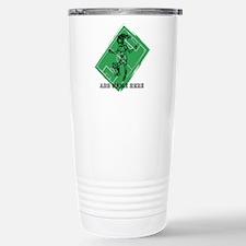 Personalized Soccer girl MOM design Travel Mug