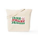 Irish Italian Princess Tote Bag