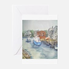 peggys cove Greeting Cards (Pk of 10)