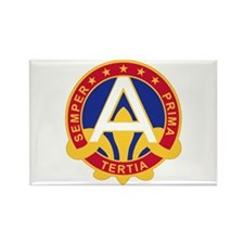DUI - U.S. Army Central (USARCENT) Rectangle Magne