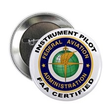 "Instrument Pilot 2.25"" Button"