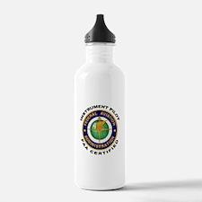 Instrument Pilot Water Bottle