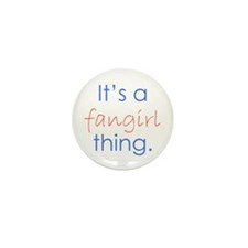 Fangirling Mini Button (100 pack)