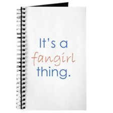 Fangirling Journal