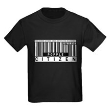 Popple Citizen Barcode, T