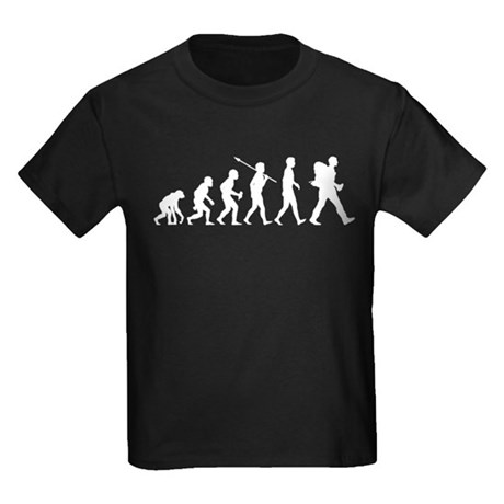 Backpacker Kids Dark T-Shirt