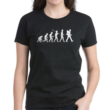 Backpacker Women's Dark T-Shirt