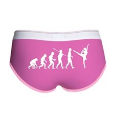 Ballet Dancer Women's Boy Brief