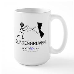 Quadengruven<br> Mug