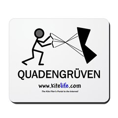 Quadengruven  Mousepad