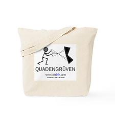 Quadengruven<br> Tote Bag