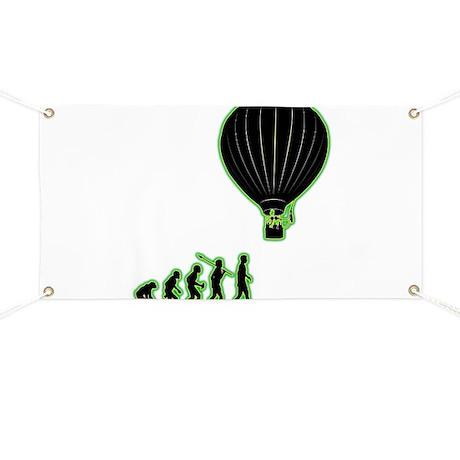 Ballooning Banner