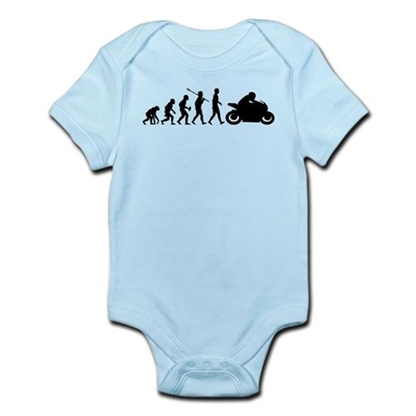 Bike Rider Infant Bodysuit