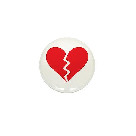 it hearts! Mini Button (100 wholesale bulk pack)