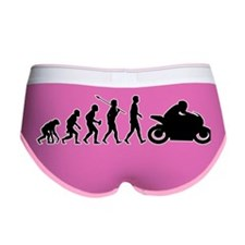 Bike Rider Women's Boy Brief