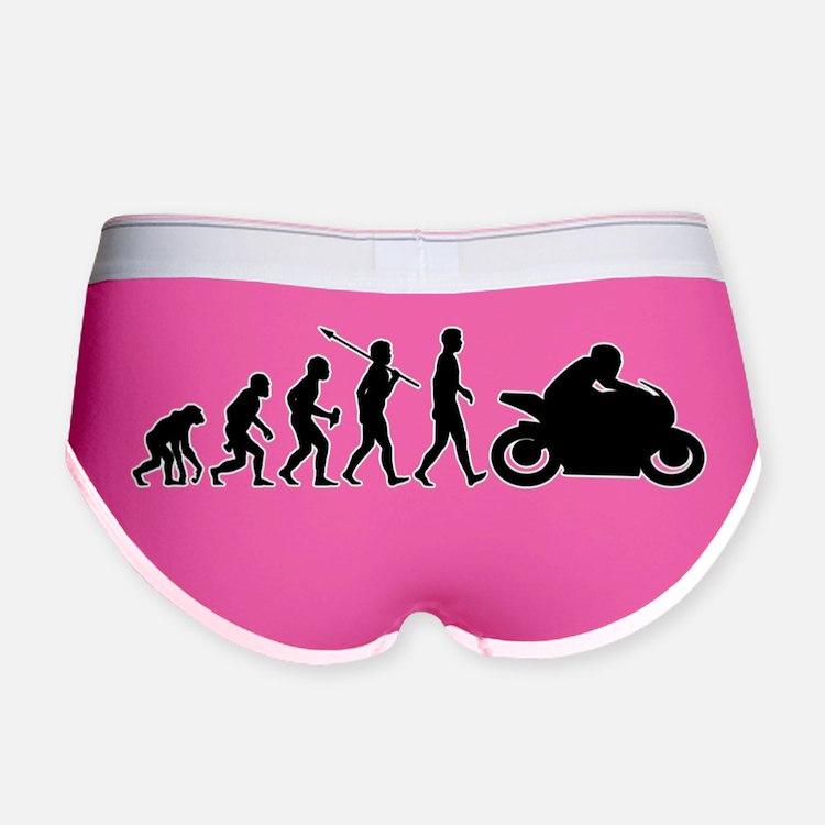 Bike Rider Women's Boy Brief