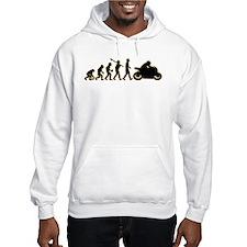Bike Rider Hoodie Sweatshirt