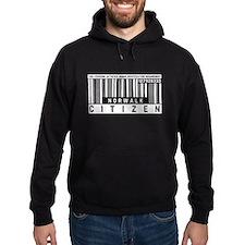 Norwalk Citizen Barcode, Hoodie