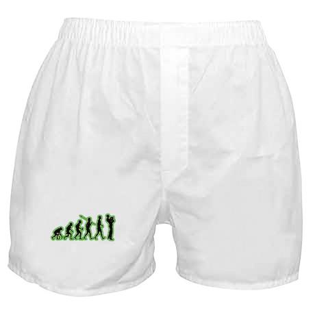 Book Collector Boxer Shorts