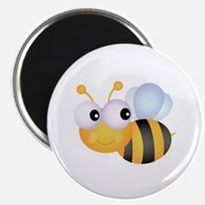 """Bee 2.25"""" Magnet (10 pack)"""