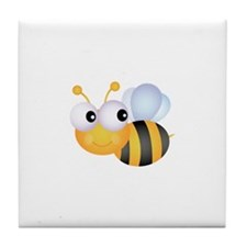 Bee Tile Coaster