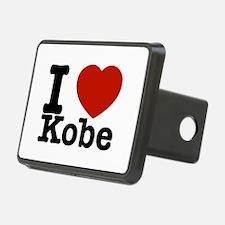I Love Kobe Hitch Cover