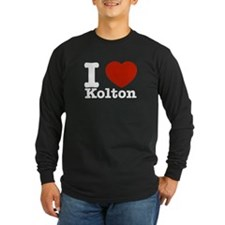 I Love Kolton T