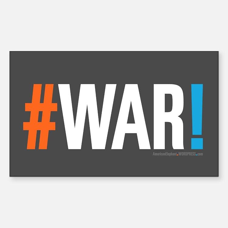 #WAR! Decal