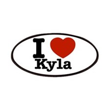 I Love Kyla Patches
