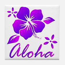 Aloha Tile Coaster