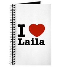 I Love Laila Journal