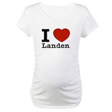I Love Landen Shirt