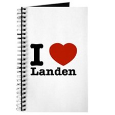 I Love Landen Journal