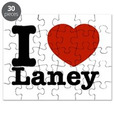 I Love Laney Puzzle