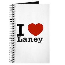 I Love Laney Journal