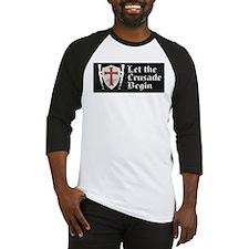 Templar Crusade Baseball Jersey