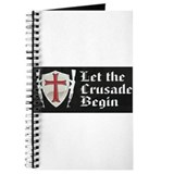 Crusader Journals & Spiral Notebooks