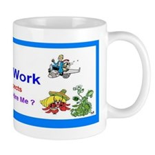 2013 Out of Work Mug