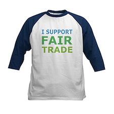 I Support Fair Trade Tee