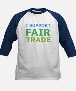 I Support Fair Trade Tee
