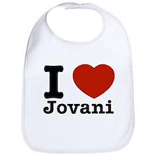 I Love Jovani Bib