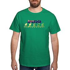 Australian Field Hockey T-Shirt