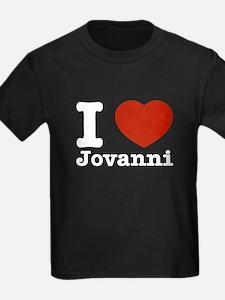 I Love Jovanni T