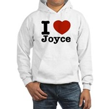 I Love Joyce Hoodie