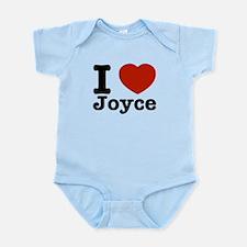 I Love Joyce Infant Bodysuit
