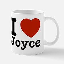 I Love Joyce Mug