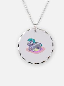 Horse Pinata Necklace