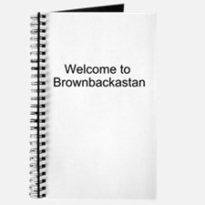 Welcome to Brownbackastan Journal