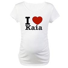I Love Kaia Shirt