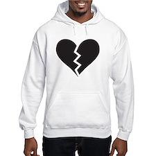 XLOVE: BROKEN-HEART Hoodie
